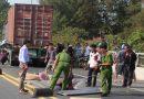 Kinh hoàng 2 xe máy đối đầu khiến 3 người thiệt mạng, đám cưới trở thành ngày đại tang