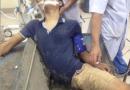 Tai nạn lao động kinh hoàng: Người đang ông bị máy đóng gạch nuốt trọn 1 chân