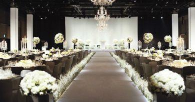 Địa điểm tổ chức hôn lễ là khách sạn Shilla Seoul một khách sạn được xếp vào hàng cao cấp nhất nhì tại Hàn