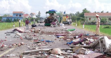 Hé lộ thủ phạm làm tai nạn giao thông 5 người chết