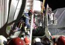 """3 xe ô tô """"dồn toa"""" trên cao tốc Pháp Vân- Cầu Giẽ, hai người tử vong"""