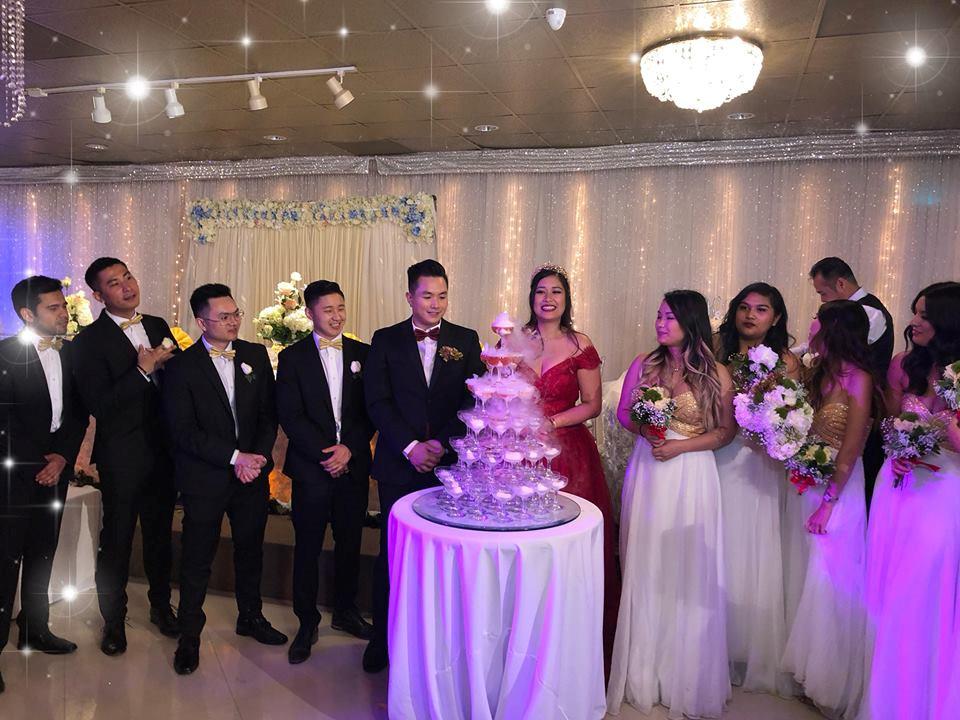 Lễ cưới con gái nghệ sĩ Hồng Vân có nhiều sự góp mặt của Nghệ Sỹ Việt