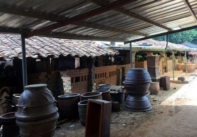 Làng gốm cổ Nam Bộ 18 năm quy hoạch trên giấy