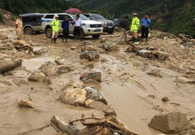 Lai Châu: Tang thương, côi cút sau trận mưa lũ lịch sử