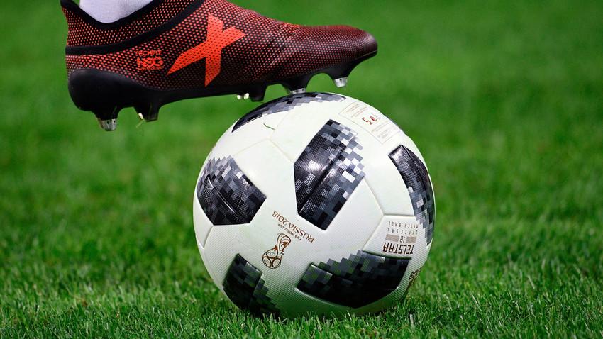Trái bóng chính thức của World Cup 2018 tại Nga