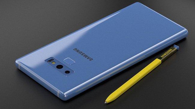 Galaxy note 9 điện thoại có bộ nhớ thông minh nhất