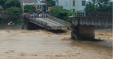 Sau đợt mưa lũ lịch sử giao thông Nghệ An thiệt hại nặng nề