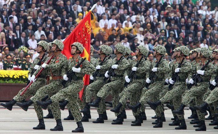 Mơ thấy quân đội