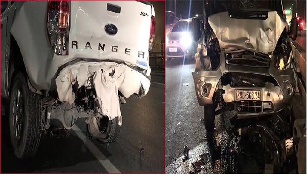 Làm rõ và xử lý vụ việc tài xế bị ô tô tông chết trên Cầu Nhật Tân