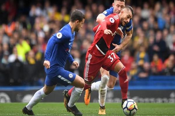 Chelsea tìm người thay thế Hazard lại chạm chán Real trên TTCN