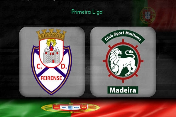 Nhận định Feirense vs Maritimo