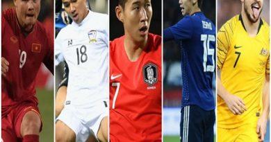 Tin bóng đá 25/11: Quang Hải sánh ngang hàng Son Heung Min.