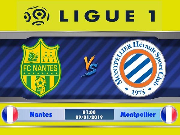Nhận định Nantes vs Montpellier