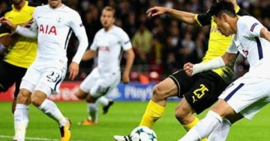 4 điểm nhấn nổi bật trận Tottemham 3-0 Dortmund