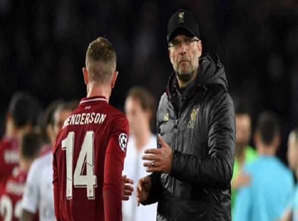 Klopp ưu tiên Ngoại Hạng Anh hơn Champions League
