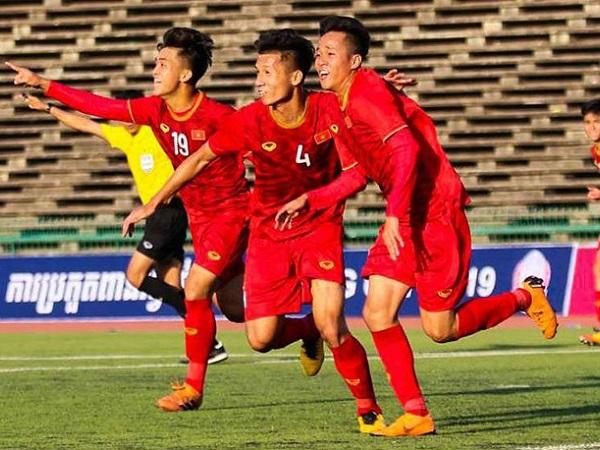 Trang chủ AFC đã nói một điều về chiến thắng của U22 Việt Nam