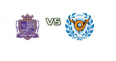Nhận định Sanfrecce Hiroshima vs Daegu, 17h00 ngày 10/04