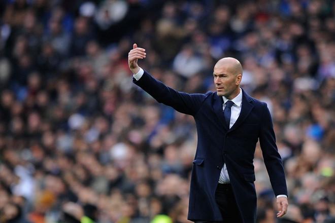 """Zidane: """"Real thua trận vì các cầu thủ đánh mất động lực"""""""