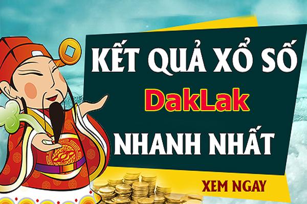 Dự đoán kết quả XS Daklak Vip ngày 13/08/2019