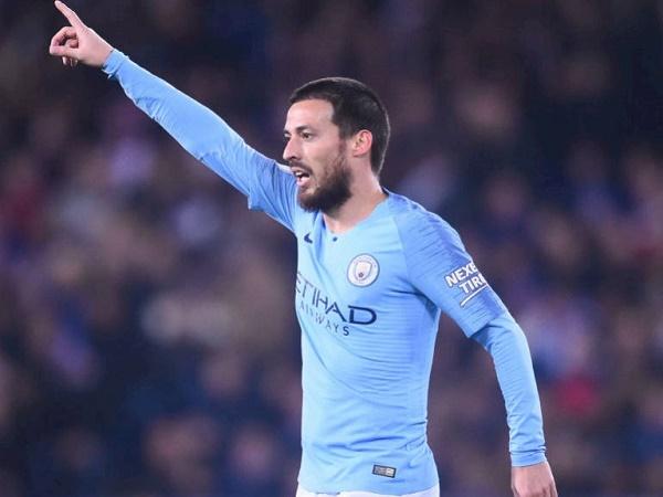 Silva giải thích quyết định chia tay Man City