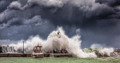 Mơ thấy mưa giông bão táp dự đoán tương lai
