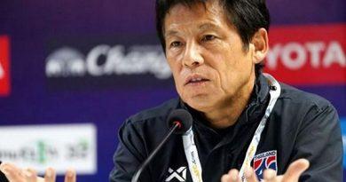 HLV Nishino chê SEA Games không dành cho cầu thủ chuyên nghiệp