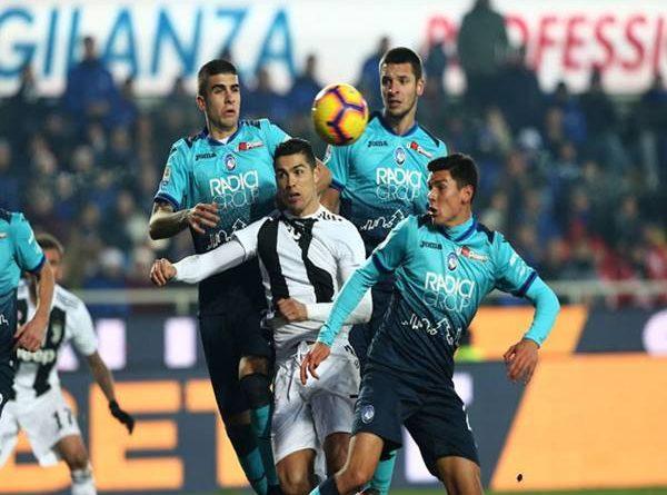 Inter - Conte rượt đuổi Juventus - Ronaldo