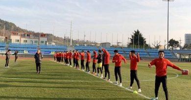 Trợ lý Lee tiết lộ lý do U23 Việt Nam tập huấn nơi xứ lạnh
