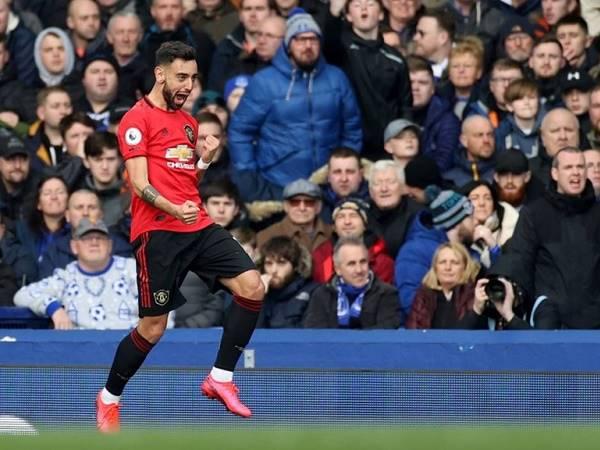 Điểm nhấn Everton 1-1 MU: Bruno Fernandes quá hay