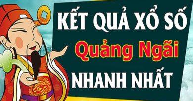 Soi cầu dự đoán XS Quảng Ngãi Vip ngày 24/04/2021