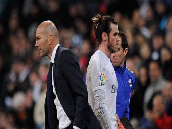 Quan hệ giữa Zidane và Bale đã không thể hàn gắn