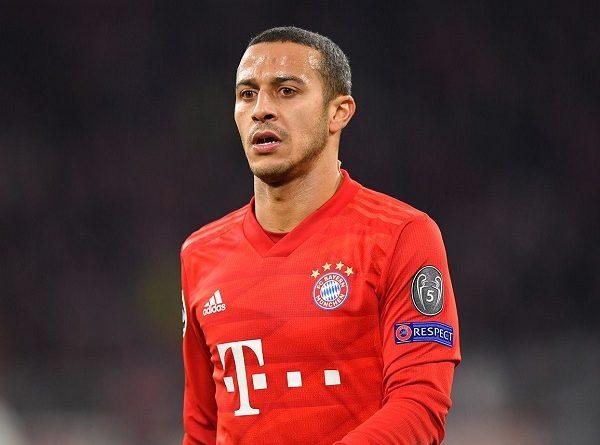 Chuyển nhượng sáng 25/6: Thiago muốn rời Bayern