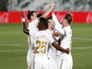 Real Madrid 2-0 Mallorca: Real xây chắc ngôi đầu bảng