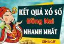 Soi cầu dự đoán XS Đồng Nai Vip ngày 03/06/2020