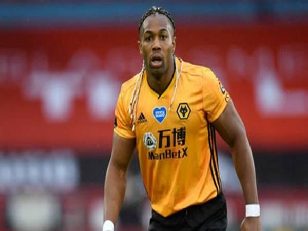 Chuyển nhượng ngày 20/7: Wolves hét giá Adama Traore