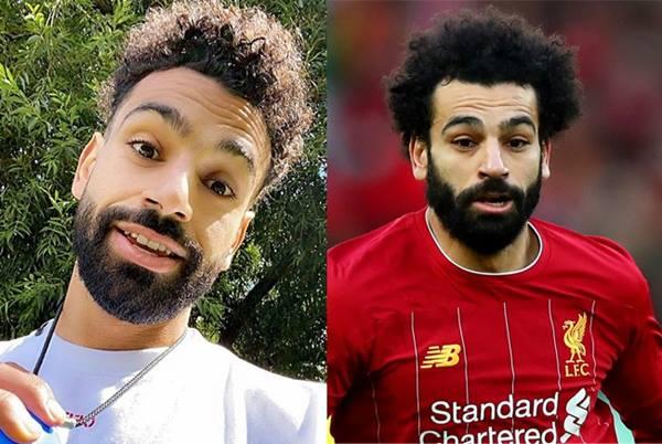 Salah chào đón mùa giải 2020/21 bằng kiểu tóc mới