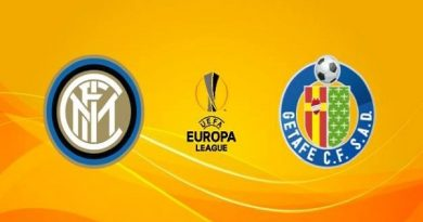 Soi kèo Inter Milan vs Getafe, 02h00 ngày 06/08 – Europa League