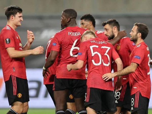 M.U gặp đối thủ nào ở bán kết Europa League