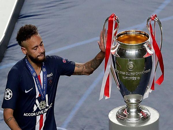 Tin bóng đá sáng 24/8: Neymar nức nở khi gục ngã ở chung kết Cup C1