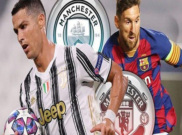 Juventus muốn chiêu mộ Messi để sát cánh với Ronaldo