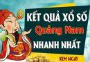 Soi cầu XS Quảng Nam chính xác thứ 3 ngày 22/09/2020