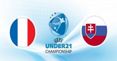 Soi kèo U21 Pháp vs U21 Slovakia 02h00, 13/10 - U21 châu Âu