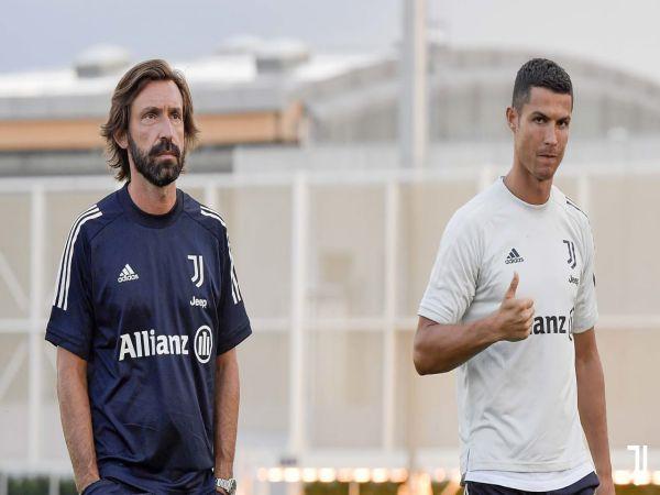 Tin thể thao tối 13/10: Pirlo trải lòng về cảm giác làm thầy của Ronaldo