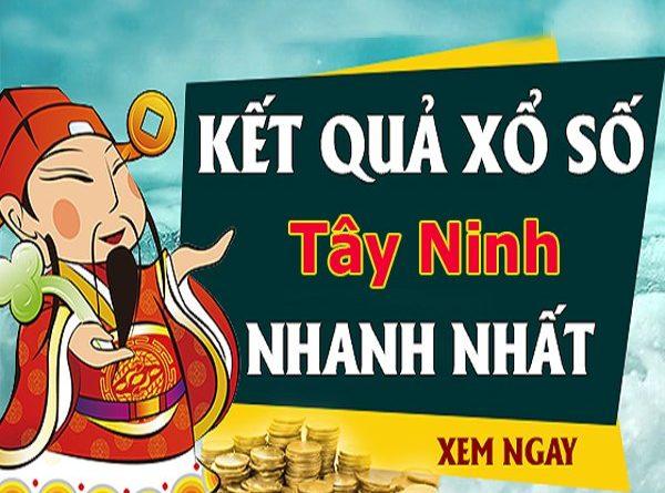 Soi cầu dự đoán XS Tây Ninh Vip ngày 01/10/2020