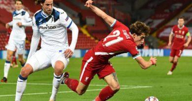 Bóng đá Anh 26/11: Nỗi thất vọng hàng thủ Liverpool