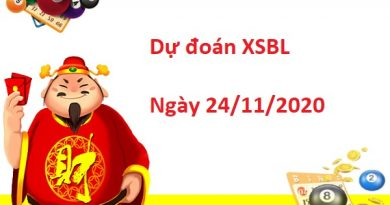 Dự đoán XSBL 24/11/2020 – Dự đoán kết quả xổ số Bạc Liêu thứ 3