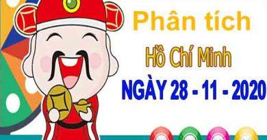 Phân tích XSHCM ngày 28/11/2020 – Phân tích KQXS Hồ Chí Minh thứ 7