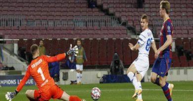 Nhận định soi kèo Dynamo Kiev vs Barcelona, 03h00 ngày 25/11 – Cup C1