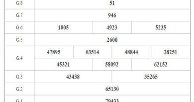 Dự đoán XSLA ngày 19/12/2020 dựa trên kết quả kì trước