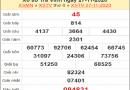 Thống kê XSTV ngày 04/12/2020- xổ số trà vinh chi tiết